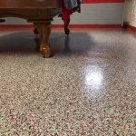 Epoxy Color Flake Flooring